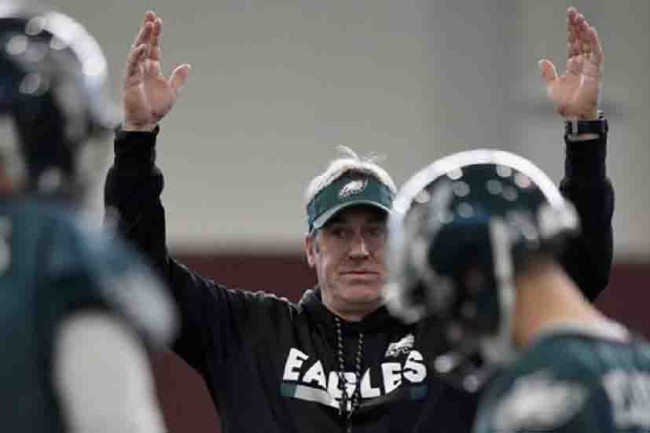 Águilas concluyen prácticas  y listos para el Super Bowl