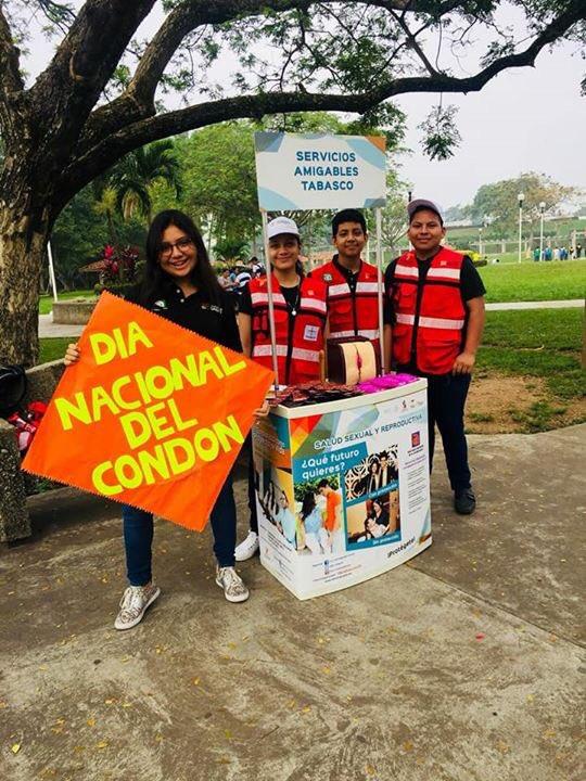 Realizan campaña contra embarazos y VIH/SIDA