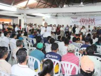 'Construiremos con los jóvenes  una revolución de conciencias  para transformar a Tabasco'