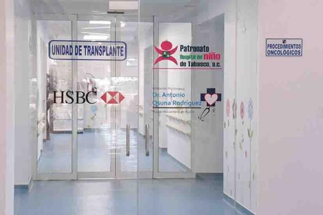 Inaugura Hospital del Niño área de aislados