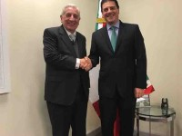 Unión y colaboración, clave en relación con EUA: Núñez