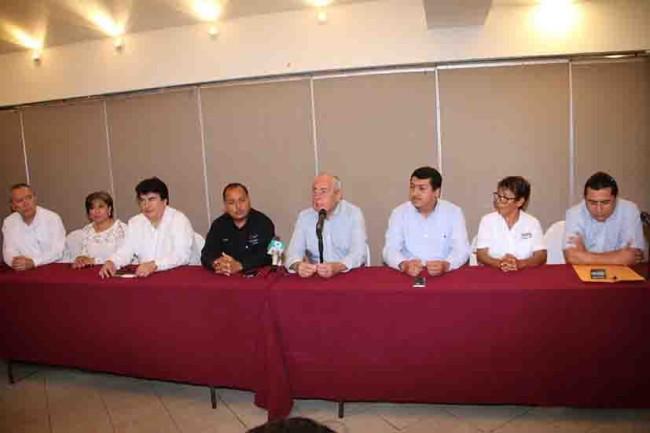 Confirman alianza Morena, PES y PT
