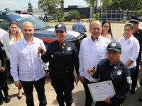 Presentan a Policía Estatal con perspectiva de género