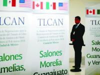Negociación del TLCAN registra 60% de avances