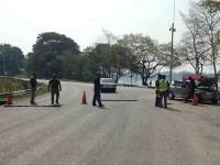Fuerzas federales realizan operativos en Los Ríos