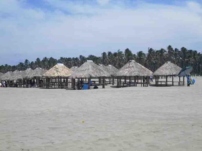Zona turística de Paraíso lista para vacacionistas