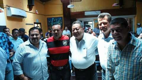Prístas se suman al proyecto de AMLO y Beltrán en Cárdenas