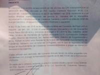 Sin pagar convenio a la CFE ayuntamiento de Cárdenas