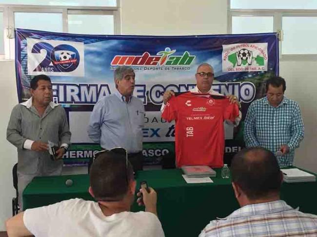 Realizará la Fundación TELMEX TELCEL torneos  deportivos en Tabasco