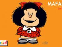 Mafalda cumpleaños de su aparición