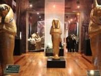 El misterio del tesoro de Tutankamón