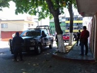 Provoca asalto fuerte movilización policiaca