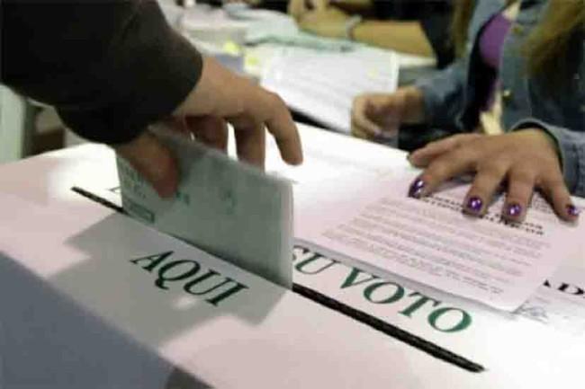 Promete respeto  al proceso electoral