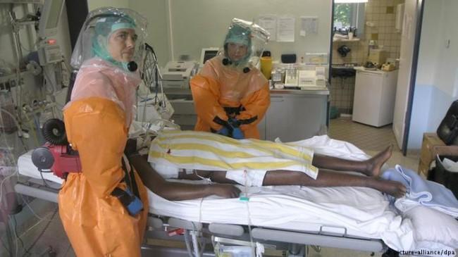 Brote de fiebre Lassa golpea a Nigeria