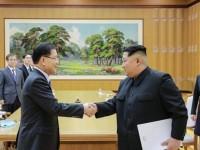 Las dos Coreas pactan celebrar cumbre en abril