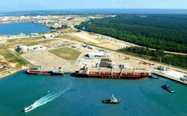 Operarán 8 empresas ganadoras de rondas en puerto de Dos Bocas