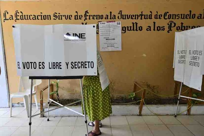 Elaborarán atlas  de riesgo electoral
