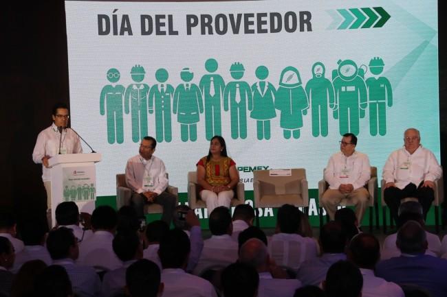 Celebró Pemex 'El Día del Proveedor'