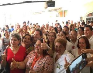 Fiscalía para mujeres compromete Gerardo Gaudiano