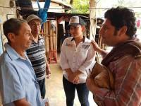 Desarrollo y empleo quieren los habitantes de Tacotalpa