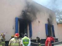 Connato de incendio en  el Frigorífico; sin víctimas