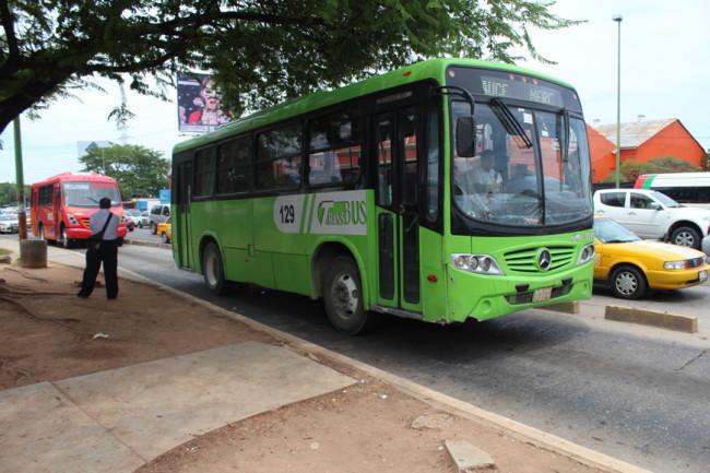 Prevén movilizar en TransBus a 5 mil usuarios diarios a la Feria