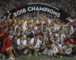 Chivas, nuevo rey de  la Concachampions