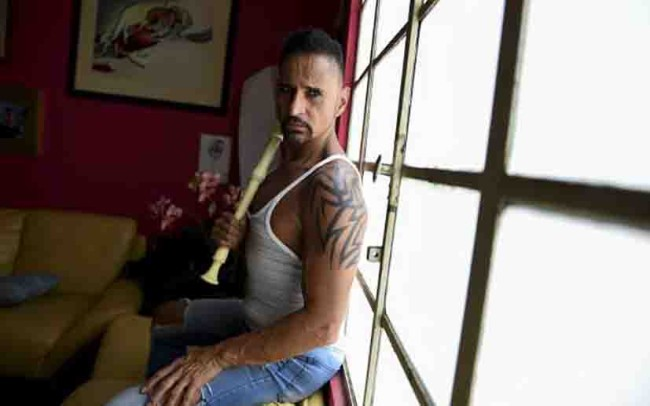 Horacio Franco, el 'Mago de la flauta'