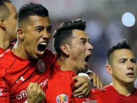 Toluca-Necaxa, final de Copa