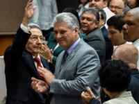 Díaz-Canel será el próximo presidente de Cuba  íaz-Canel para suceder a Raúl Castro