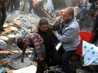 Luto nacional en Gaza