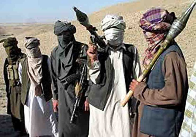 Talibanes rechazan la oferta de paz