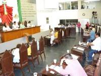 Recibe Congreso iniciativa para  enajenar predio  en favor de la FGE