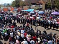 Desalojan a maestros de la avenida Méndez