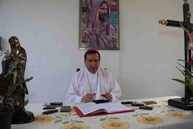 No a la justicia por propia mano: Obispo