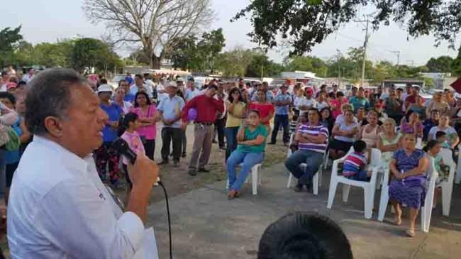 """Morena entregará viviendas dignas no sólo """"cuartitos"""""""
