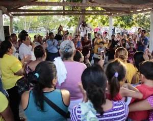 El mayor presupuesto será  para las comunidades: Acosta