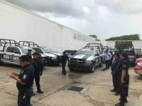 Patrullas reforzarán la seguridad de Cárdenas