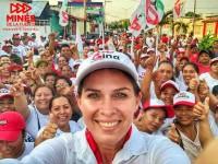 Unidad y fuerza del priísmo está presente en Huimanguillo