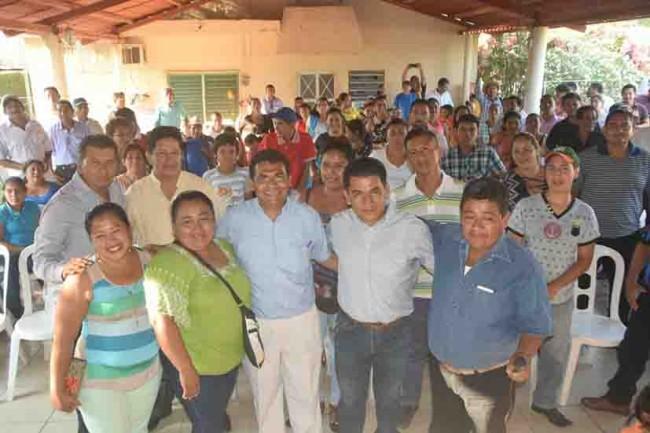 Militantes del PT dejan campaña de Jesús Selvan