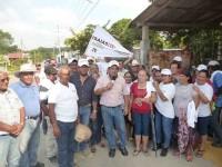 Miente Yanez Burelo en su campaña; acusan priístas