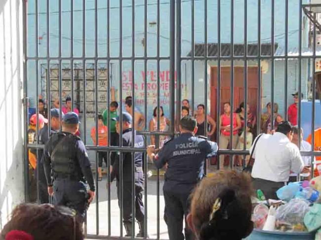 No se ejerce la ley  en Jalpa de Méndez