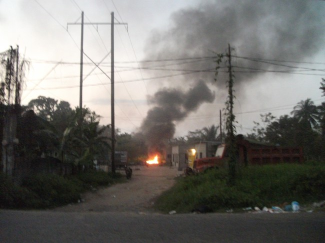 Llama Protección Civil a  no provocar incendios