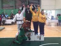 Se adjudica Ana Paulina  Pegueros segundo lugar en Judo