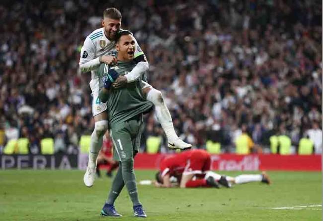 ¡Madrid por la 13!