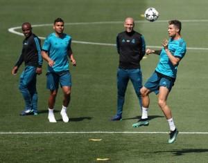 Madrid listo para un  momento histórico