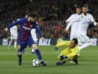 Un 'vibrante' empate entre Barca y Madrid