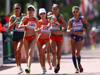 Lupita González viaja a China para defender su oro