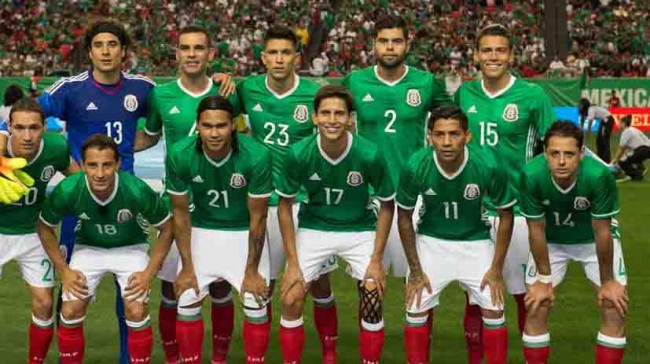 México no  jugará Copa  América
