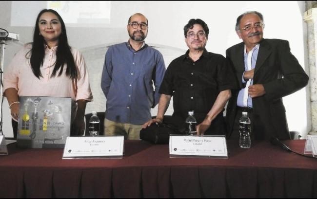 """Presenta Mario Martin Del Campo """"Alucinaciones"""""""